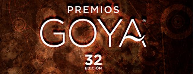 32 edición Premios Goya