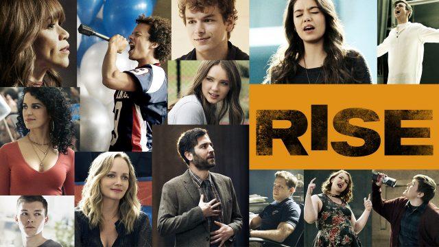 Poster Apaisado Rise Movistar+