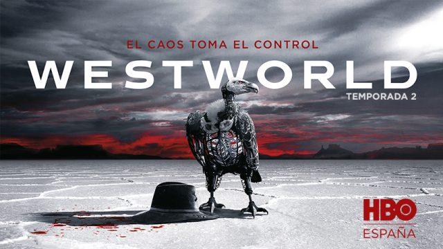 Westworld 2a temporada, el caos toma el control