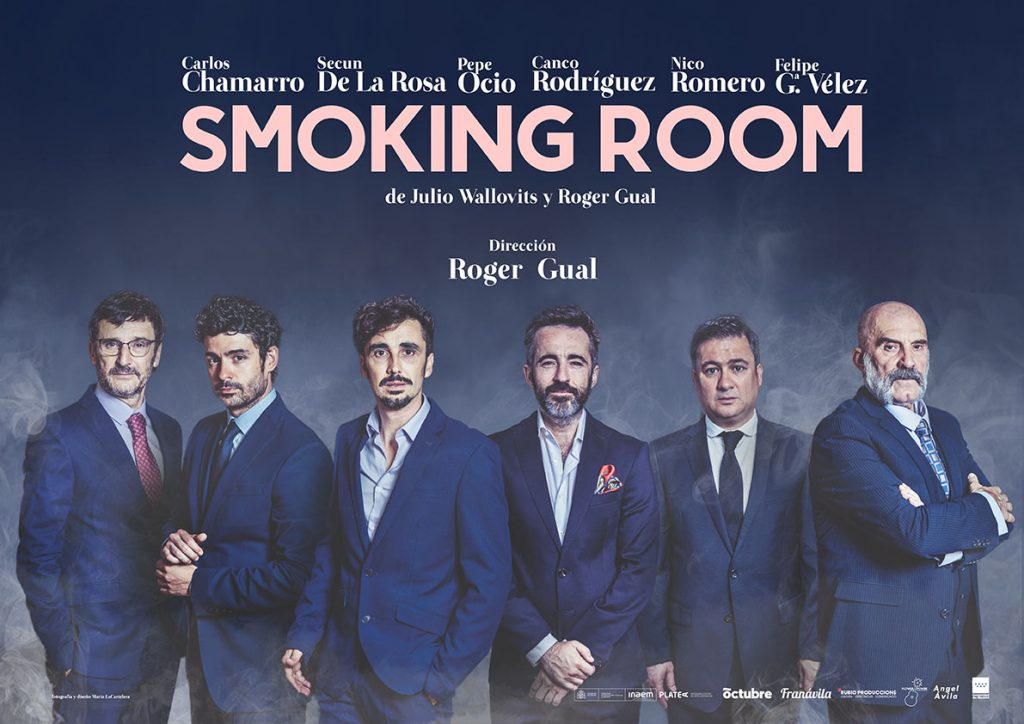 Smoking Room - Entre Focos