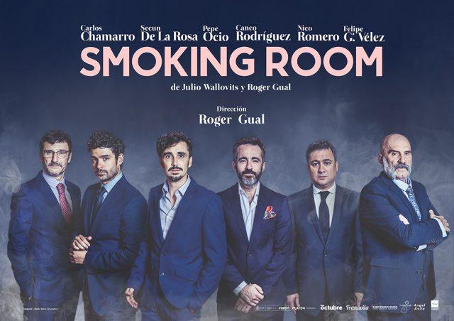Smoking Room - Entre Focos
